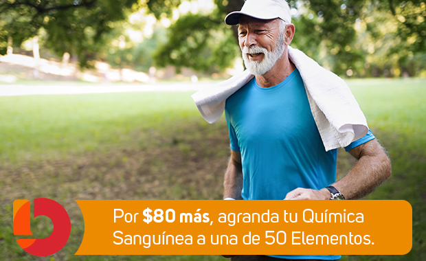 Check Up Masculino Saludable Q35